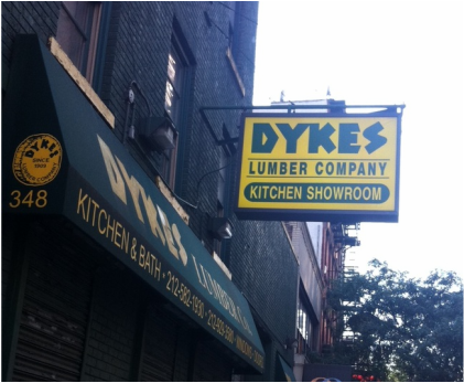 Dykes Lumber Co.